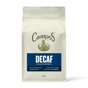 Swiss Water Process® Decaffeinated Espresso