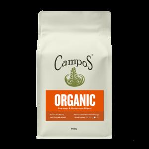 Organic Espresso Blend