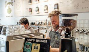 Campos Coffee Barista Online Application