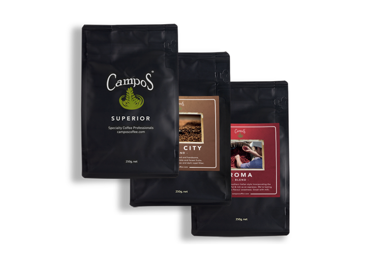 Campos Coffee Subscription