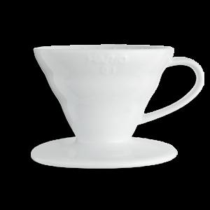 Hario V60 White Porcelain 1 Cup