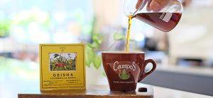 Colombia Geisha Cup of Excellence #2