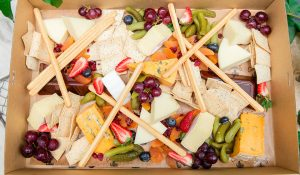 Brisbane Catering - Cheese Platter