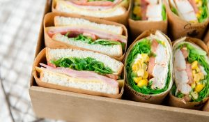Brisbane Catering - Sandwiches