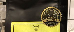Cup of Excellence Label