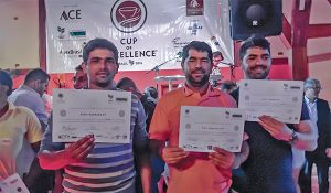 Cup of Excellence Winers