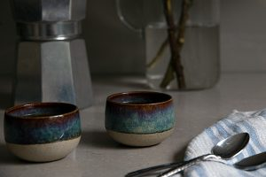 Clayboy Mother's Day Espresso Cups