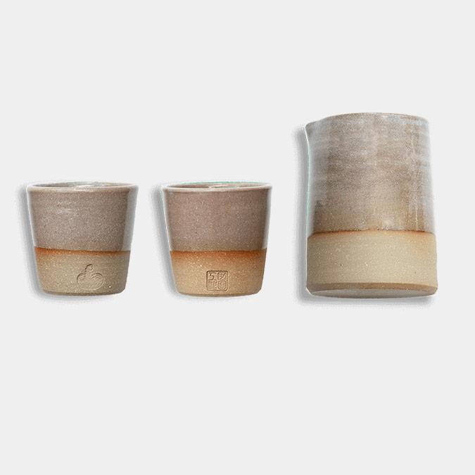 ZUKO Filter Ceramic Set - Slate