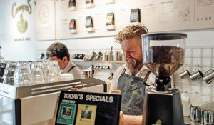 Apply to become a Campos Coffee barista