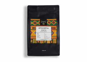 Ehtiopia Dimtu August Coffee of the Month